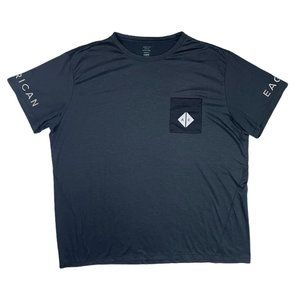 American Eagle Active Athletic Black T-Shirt
